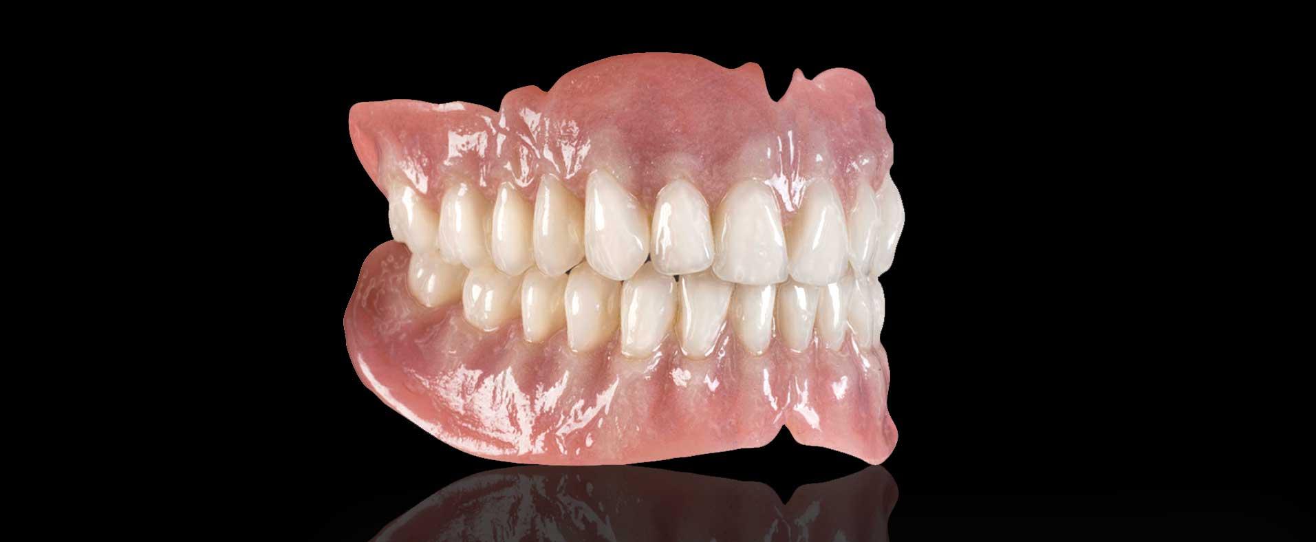 انواع دندان مصنوعی