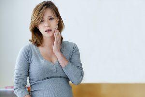 دندان درد در حاملگی